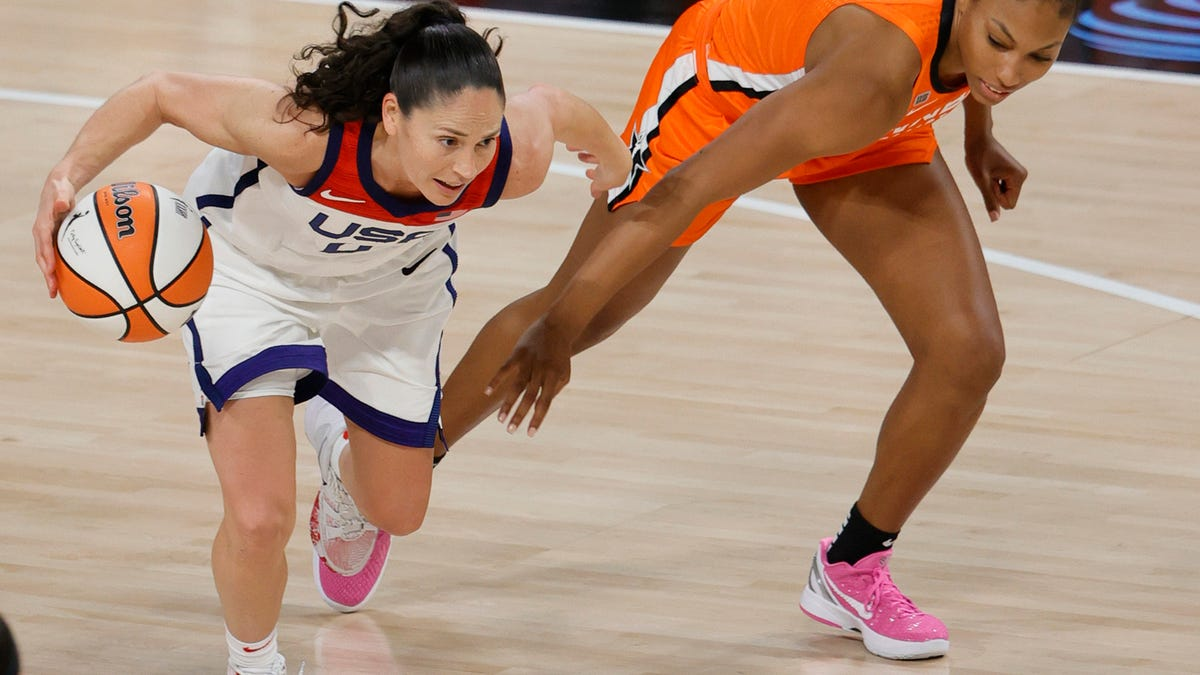 U.S. Women's hoops drops All-Star Game to Team WNBA (but don't panic)