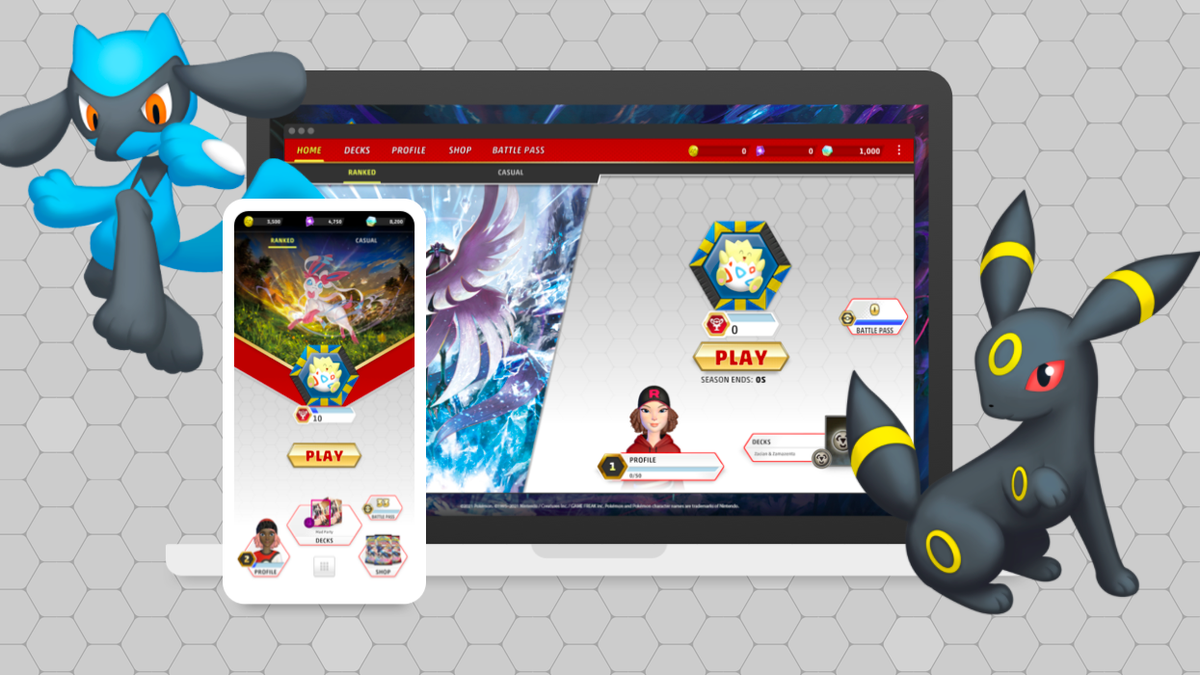 The Pokémon Trading Card Game Is Coming to Take Over Your Phone and Computer - Gizmodo