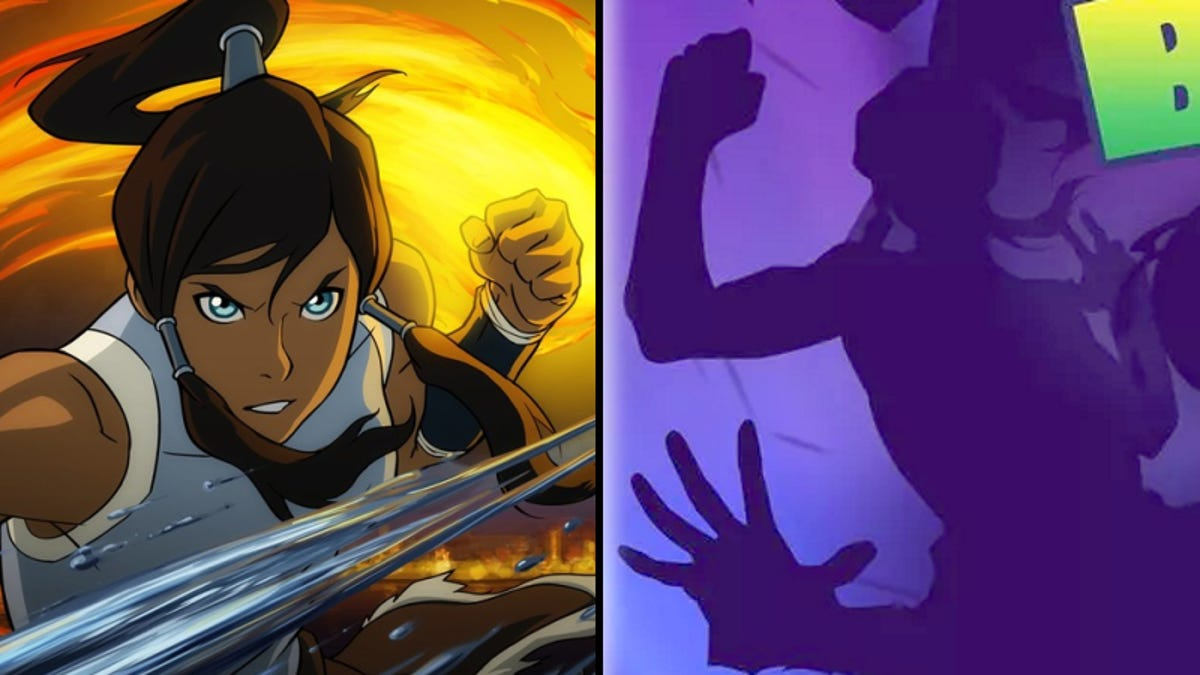 Avatar's Korra Noticed In Nickelodeon Combating Sport Cowl Artwork