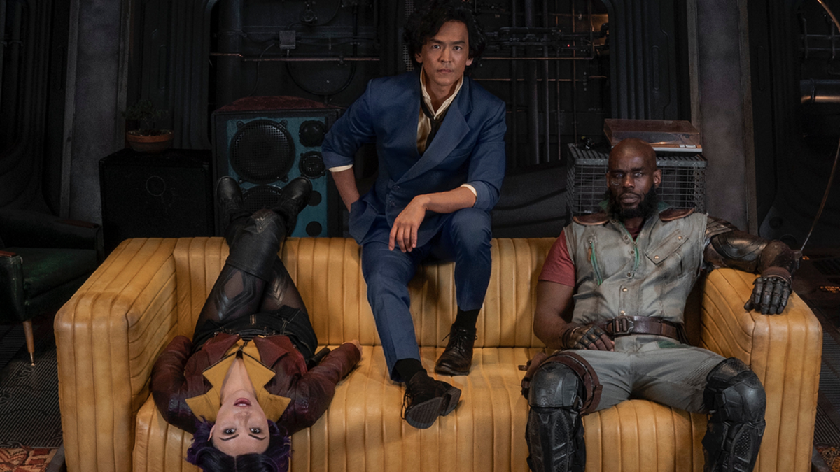Netflix's Cowboy Bebop Invites Us to Jam With Its Jazzy Opening Titles