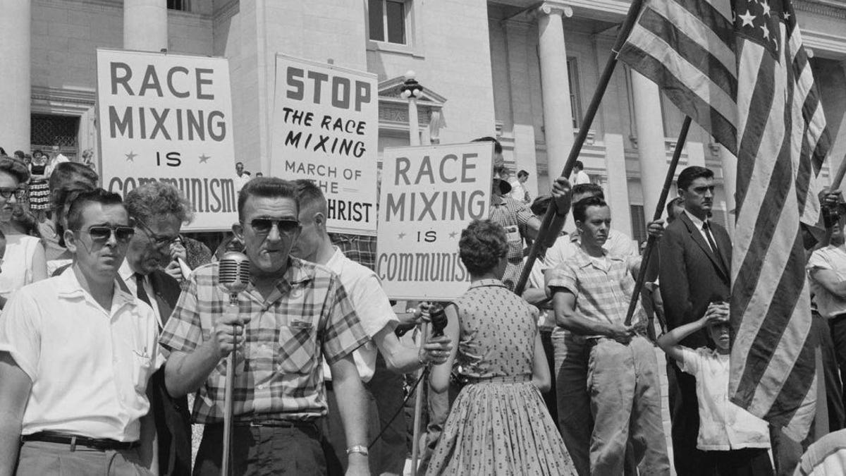 The Complete List of Marxist, Un-American, Anti-White Things (According to White People)