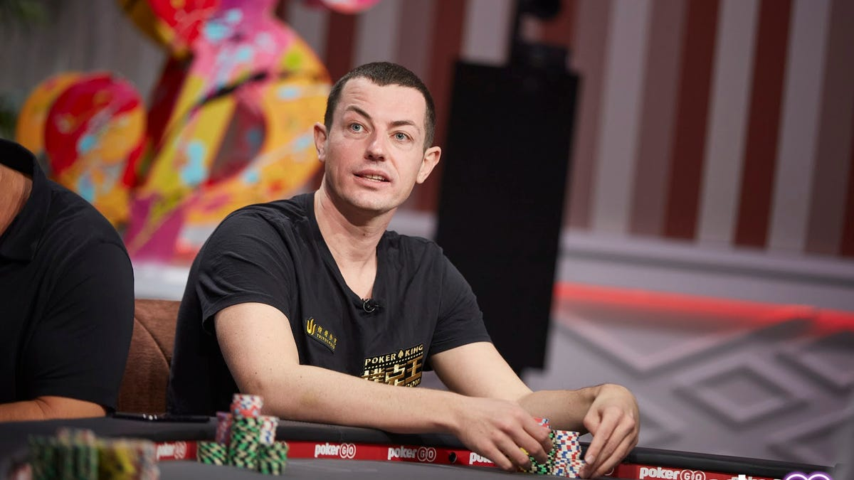 High Stakes Poker returns with huge pots and huge personalities