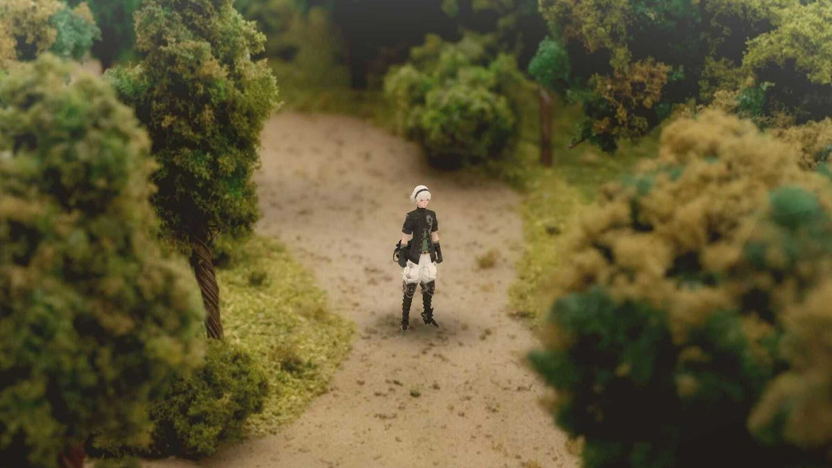 Final Fantasy Creator's New RPG Is Out And Painfully Pretty