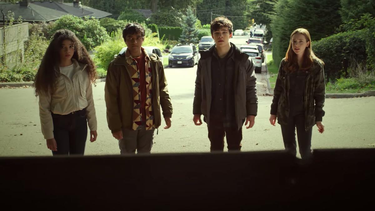 Are You Afraid of the Dark? Season 2 Trailer Introduces the Shadowman