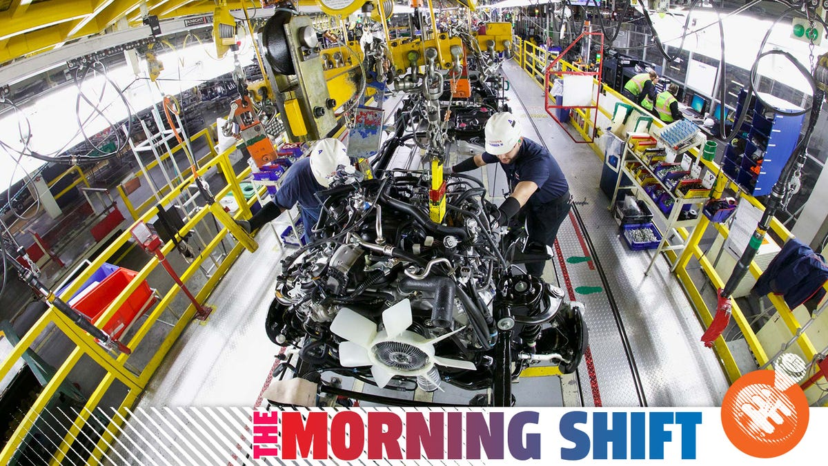 Massive Werksschließungen bei Toyota wegen Covid