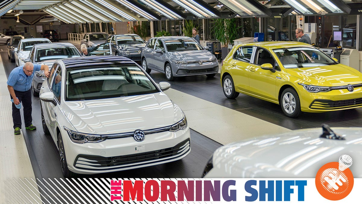 Something's Going On At VW