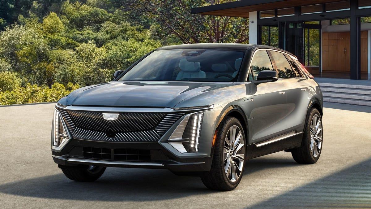 Der Cadillac Lyriq 2023 versucht, das Gespräch über Cadillac€ zu verändern