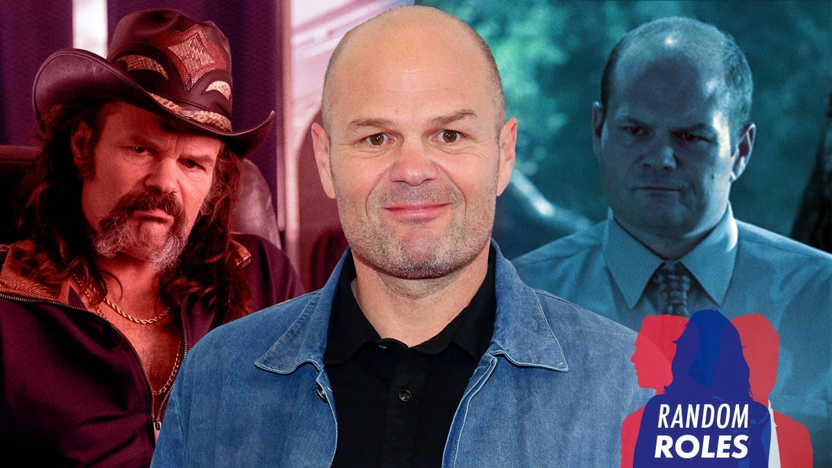 """Chris Bauer on True Blood, The Wire, and Tom Hanks' """"incredible grace"""""""