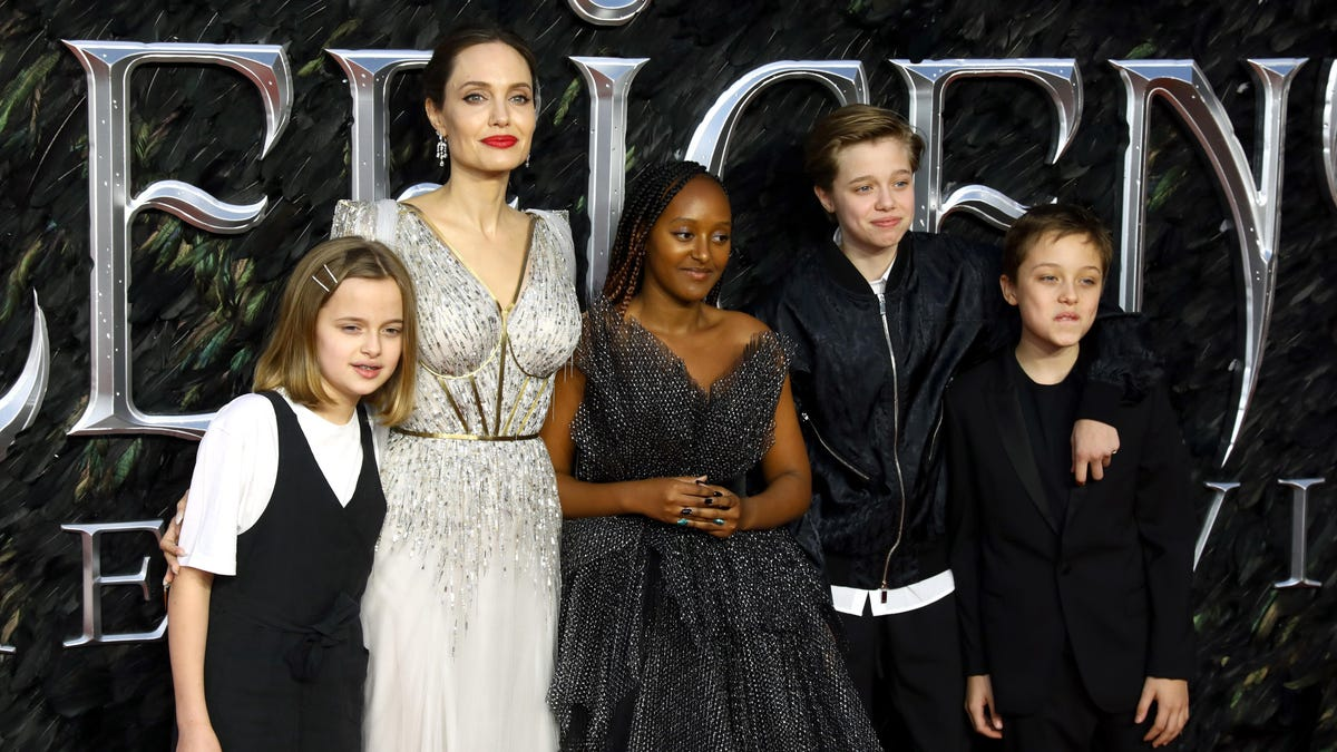 Angelina Jolie and Brad Pitt's Children Won't Get to Testify in Their Own Custody Hearing