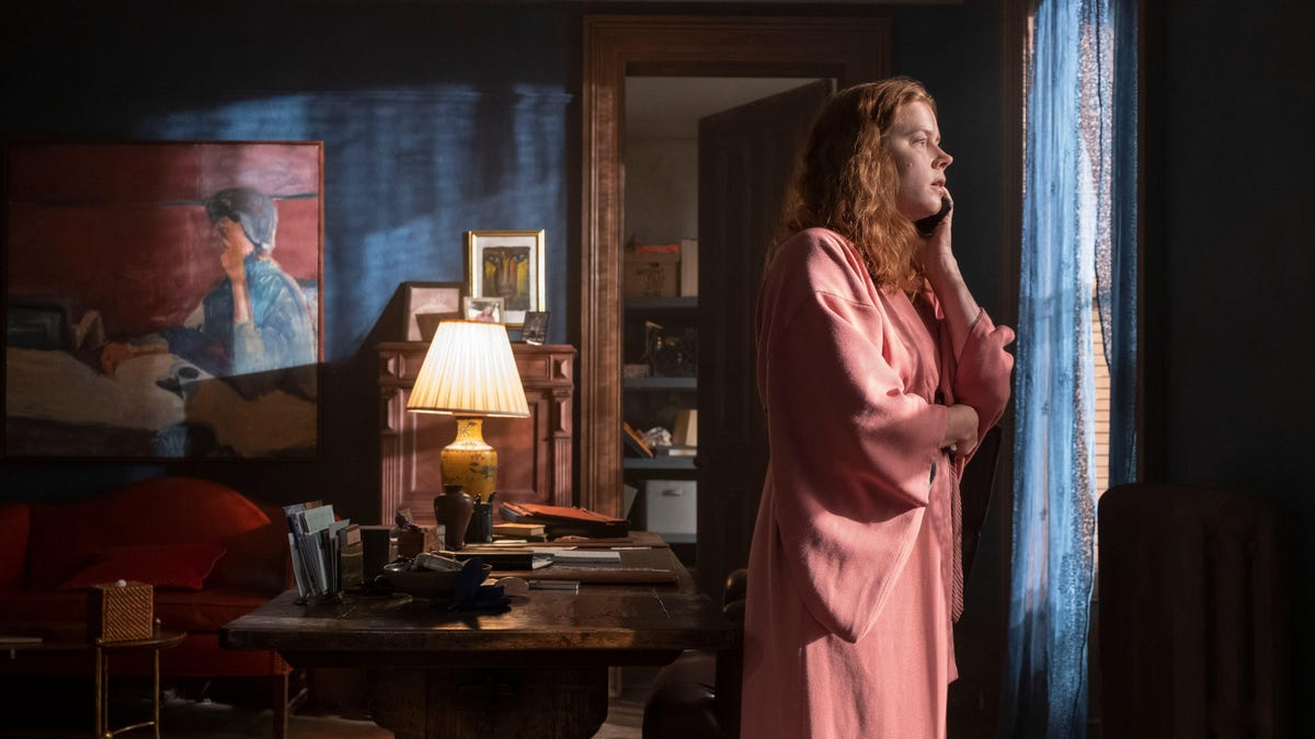 Amy Adams falls into the twisty Rear Window riff The Woman In The Window