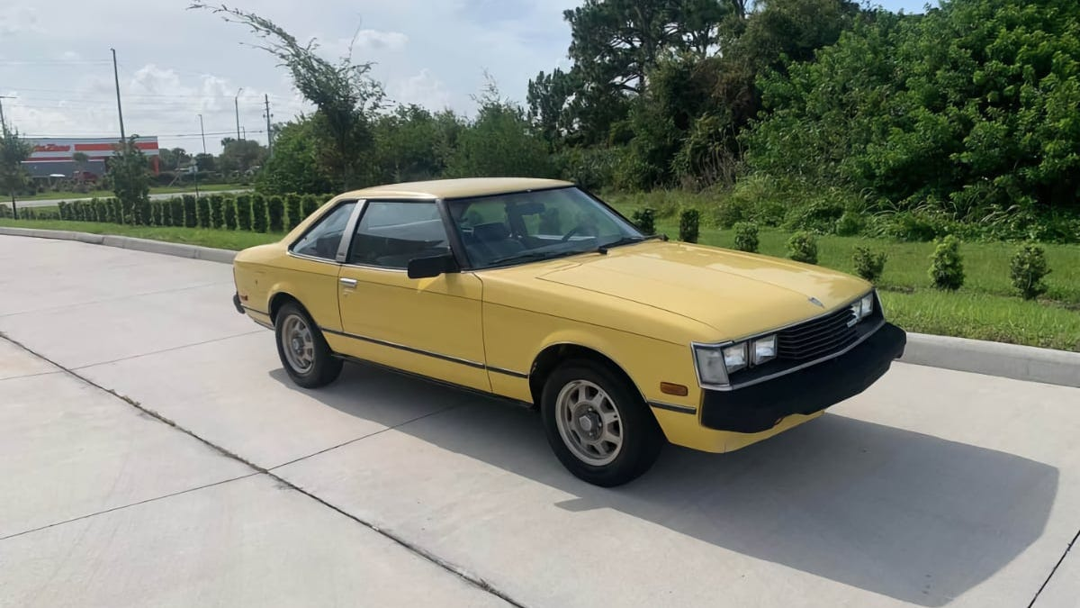 At $6,000, Could This 1981 Toyota Celica GT Be A Deal?