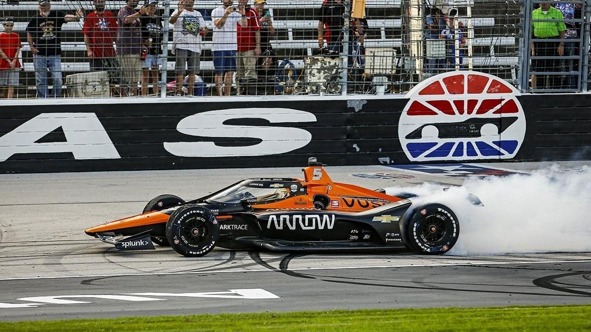 Pato O'Ward Broke McLaren's 101 Month Open Wheel Losing Streak