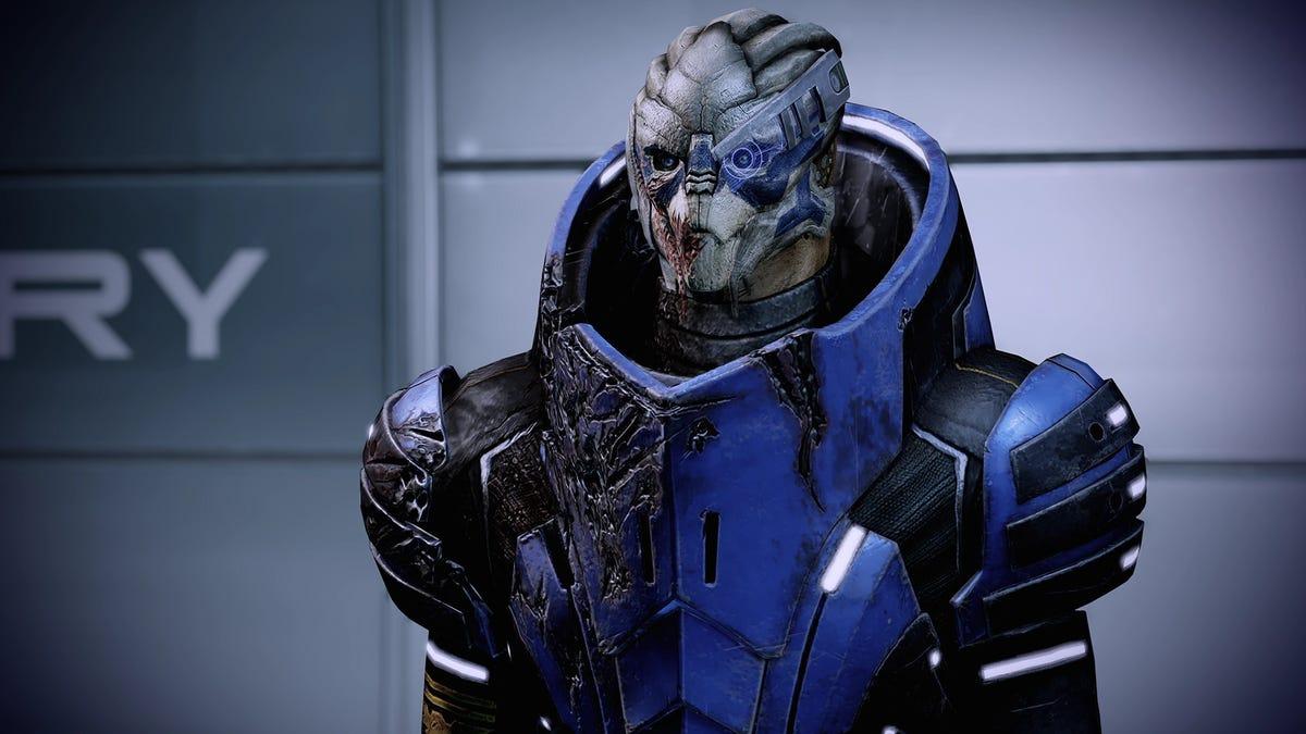 Mass Effect Legendary Edition Has A Calibration Menu