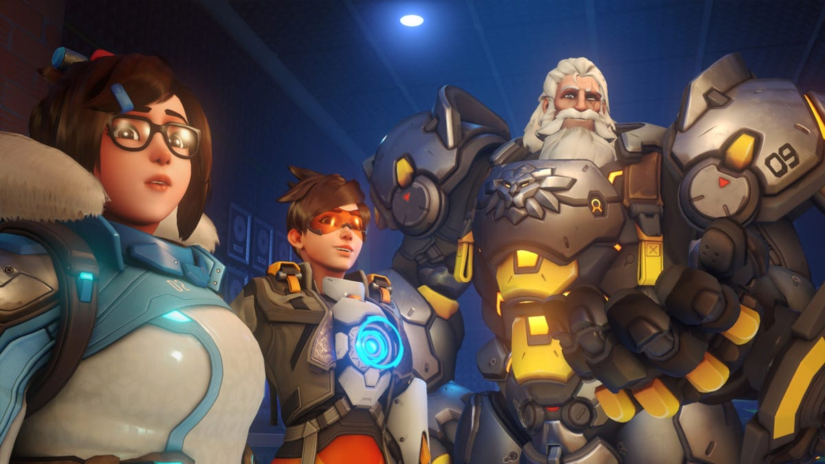 Overwatch League Season 5 Will Use An 'Early Build' Of Overwatch 2