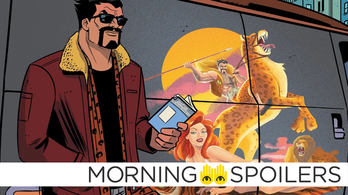 It's Time for More Rumors About Kraven the Hunter's Cinematic Future