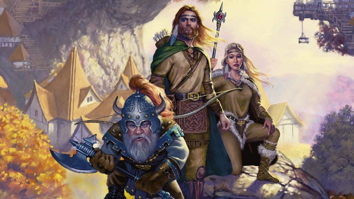 Dungeons & Dragons & Novels: Revisiting Dragons of Autumn Twilight