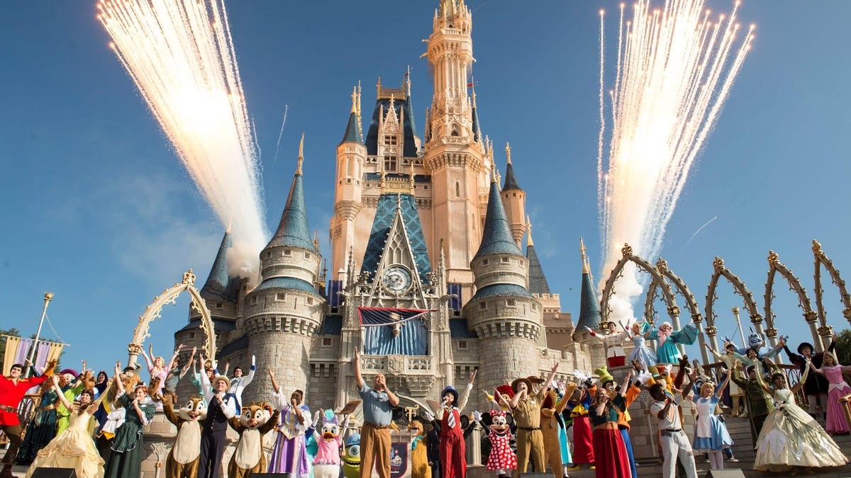 Disney World Plans for a July Reopening, Despite...