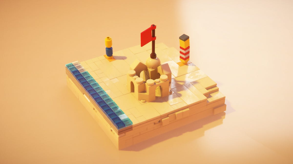 LEGO: Builder's Journey Is Very Good, Very Chill