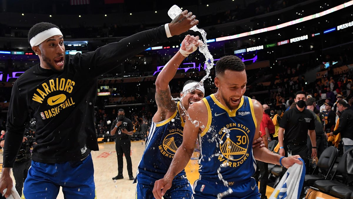 NBA Day 1: The Top Storylines