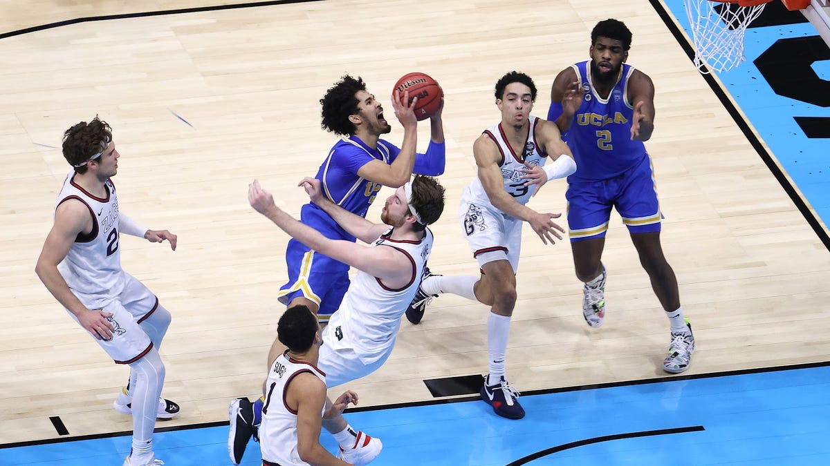 UCLA vs. Gonzaga might have been the best college game ever played