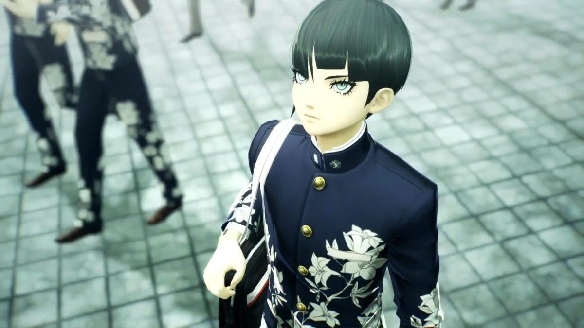 Shin Megami Tensei V Coming To Switch On November 12