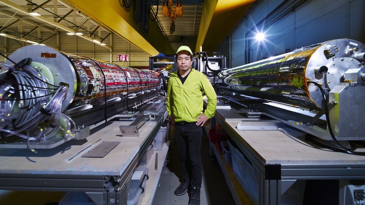 Physicists Laser-Cool Antimatter to Near Absolute Zero thumbnail