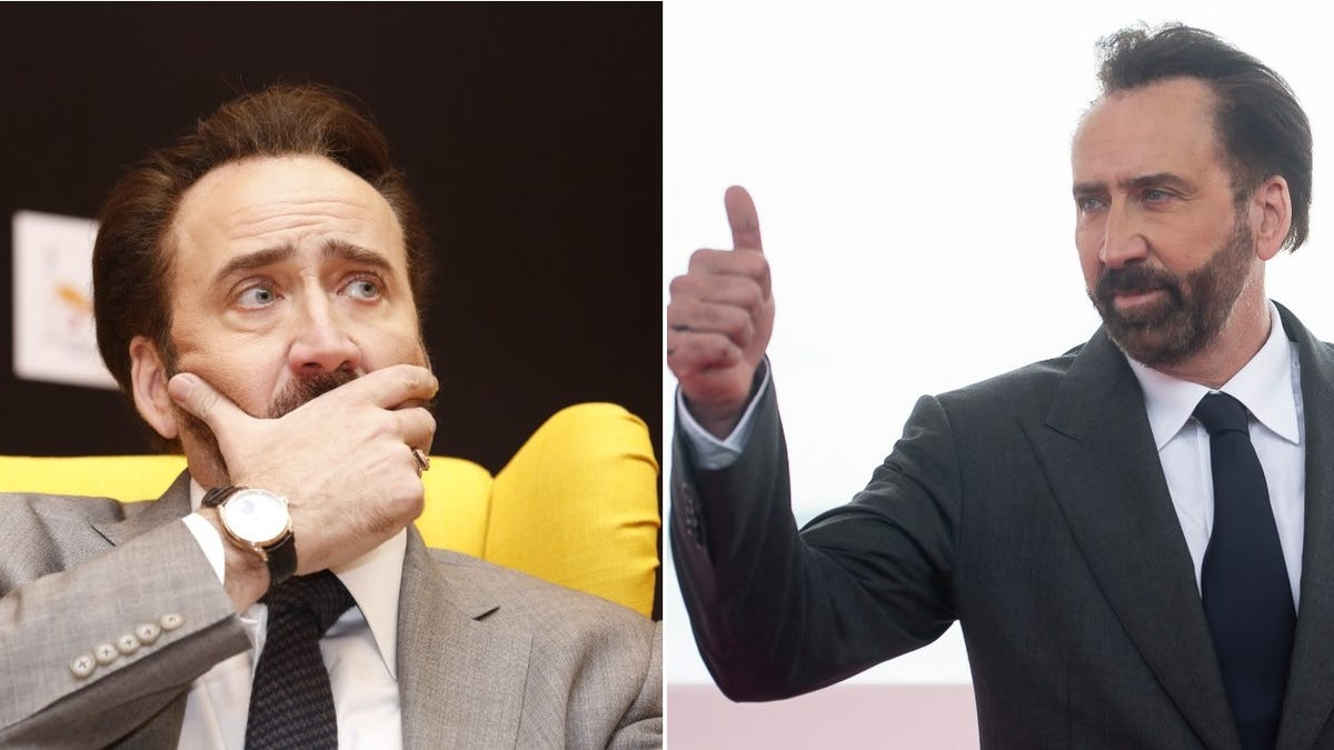 Prepare the memes: Nicolas Cage will soon be playing a