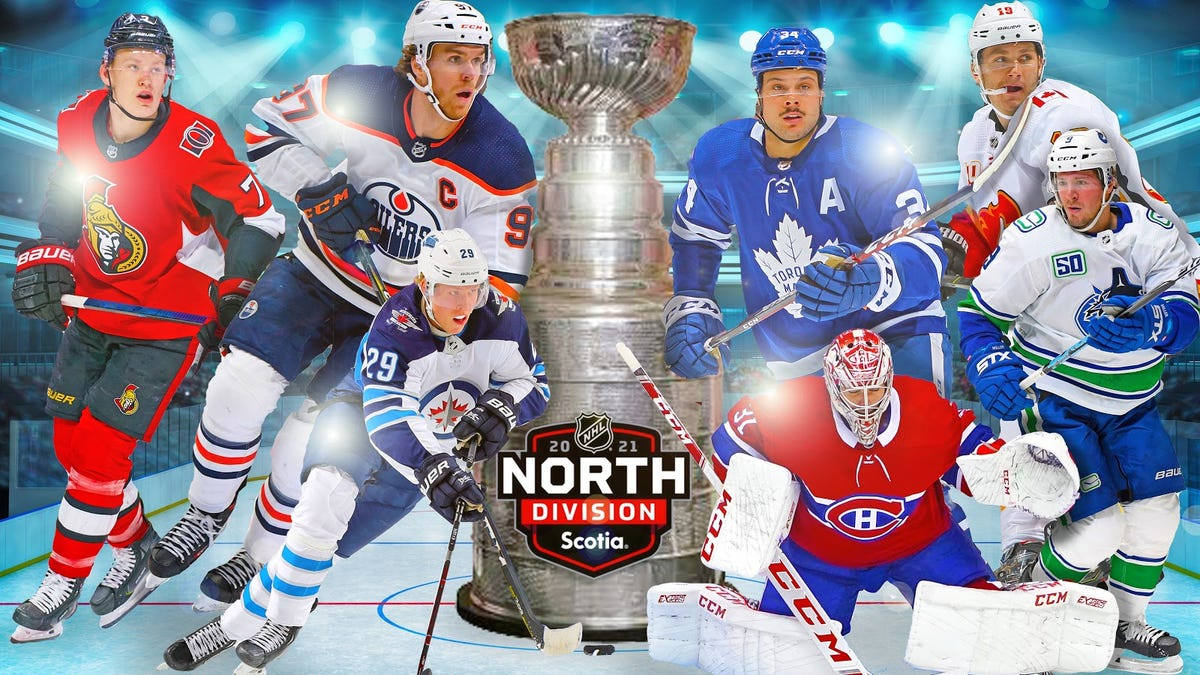 NHL North Preview: Probably no Cup winners here, but expect a spirited competition