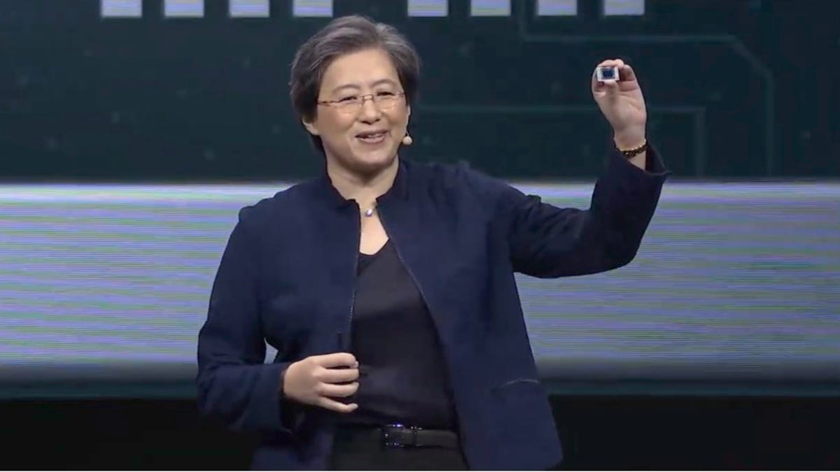 AMD Finally Seems Serious About Laptops