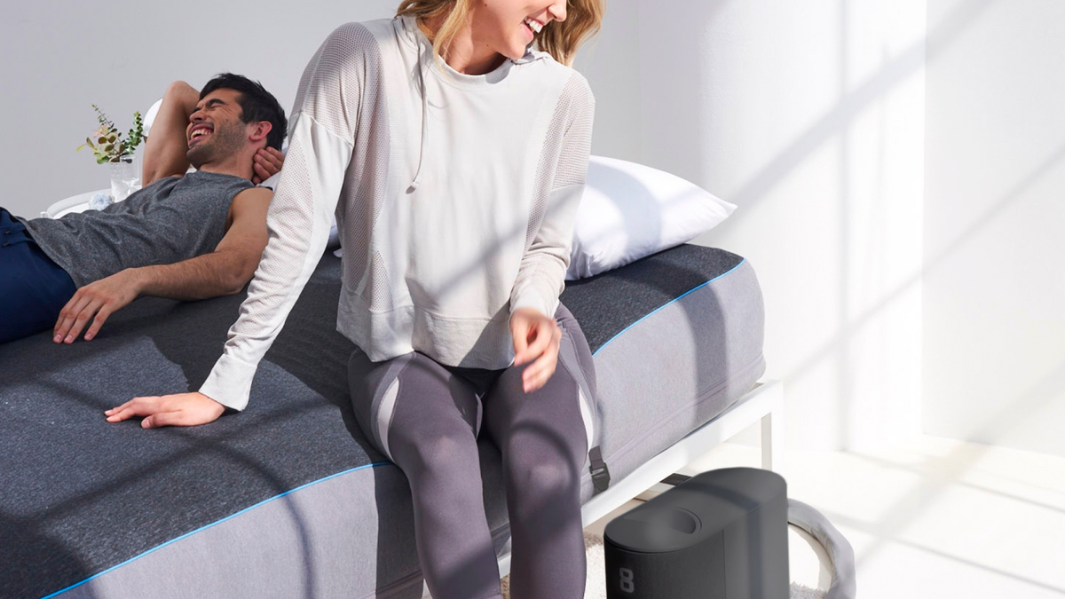 The Eight Sleep Pod Pro Cover Gives Your Stupid Mattress Smart Features for a Fraction of the Price