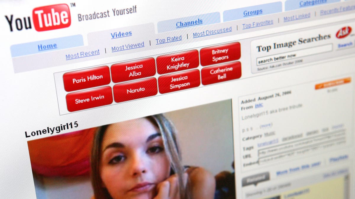 Here's What People Thought of YouTube When It First Launched in the Mid-2000s