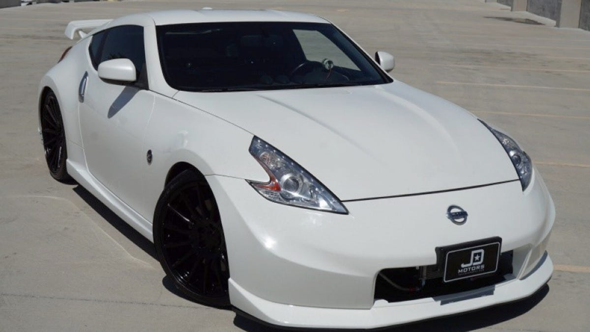 At 27 995 Could This 2013 Nissan 370z Nismo Have You Rebel Yelling Mo Mo Mo