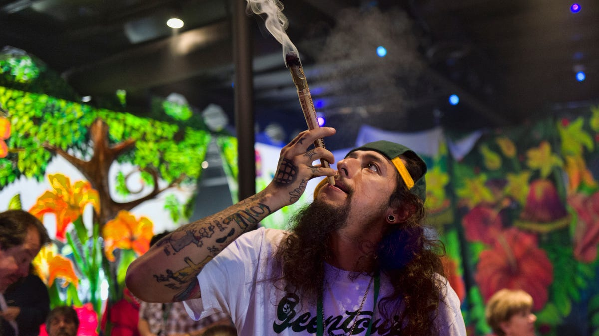 Smoke up! NBA won't test players for weed, could help take the game ... higher