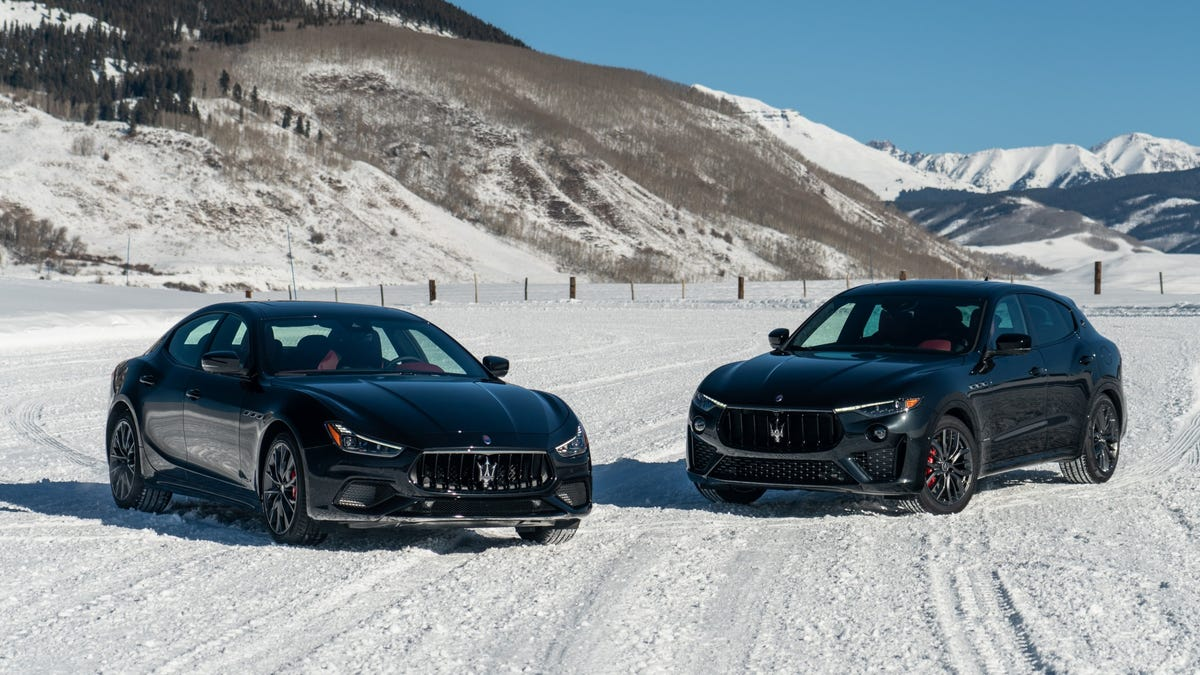 Maserati's 2020 Lineup Is Hugely Discounted