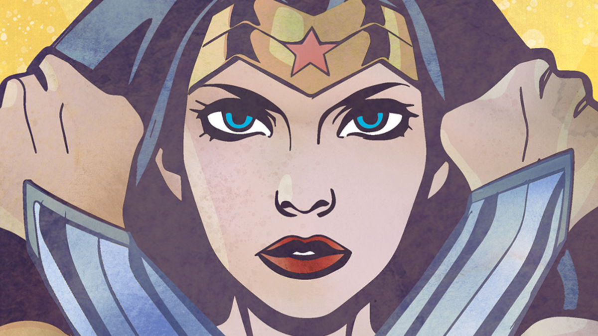 Wonder Woman's Next Graphic Novel Is a Celebration of Real-Life Amazons