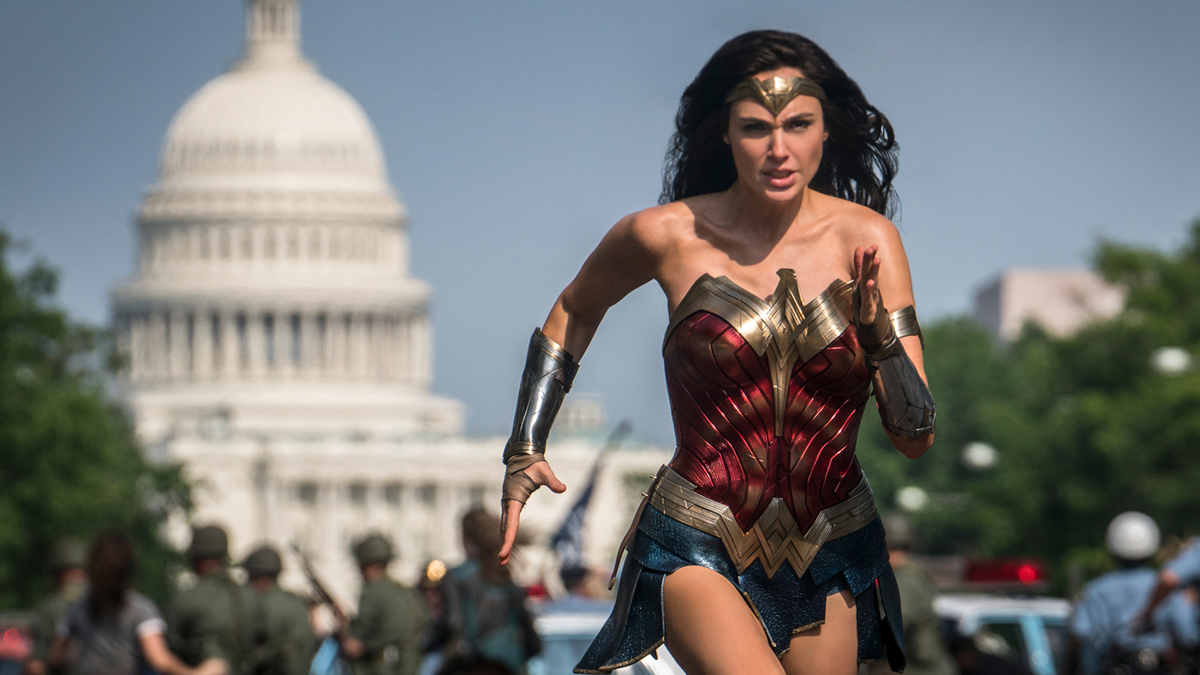 The First Impressions of Wonder Woman 1984 Are...