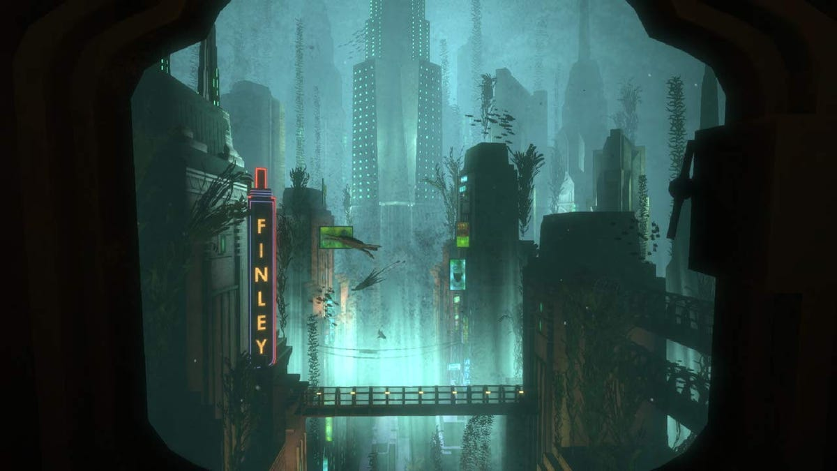 Would You Kindly Purchase BioShock: The Collection for $25 on Nintendo Switch?