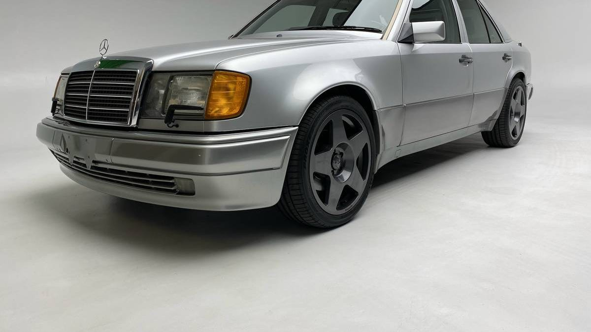 At $39,500, Would You Drop The Hammer On This 1992 Mercedes 500E?