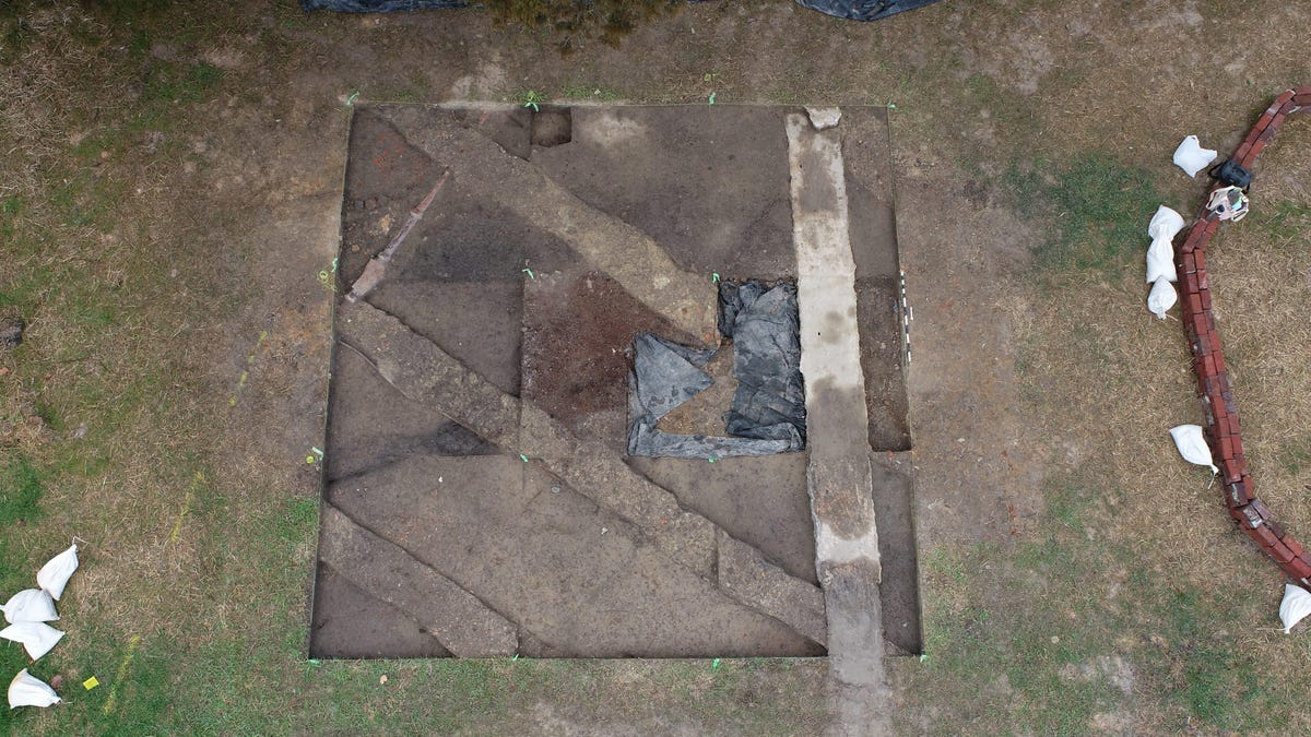 Human Remains Found Where Colonial Williamsburg's First Black Church Stood