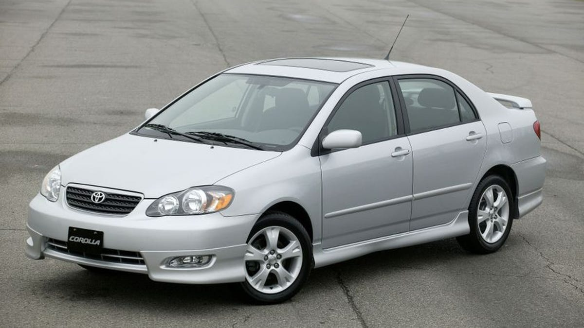 2005 Toyota Corolla Xrs >> The Underdog 2005 Toyota Corolla Xrs The Oppo Review