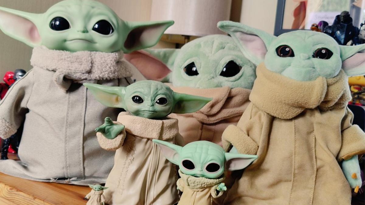 Send Help, I Can't Stop Acquiring Babies Yoda