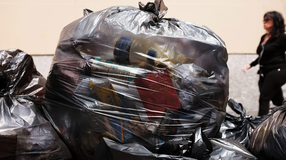 Many Plastics Aren't Actually Recyclable, A New Report Shows