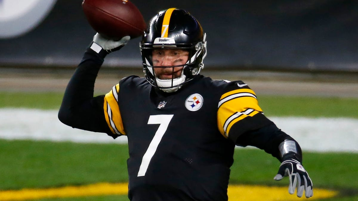 The Steelers sure don't sound too hot on Ben Roethlisberger