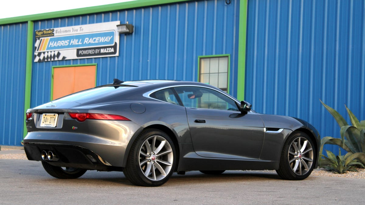 You Can Buy The Best Jaguar F-Type For The Price Of A V8 Mustang