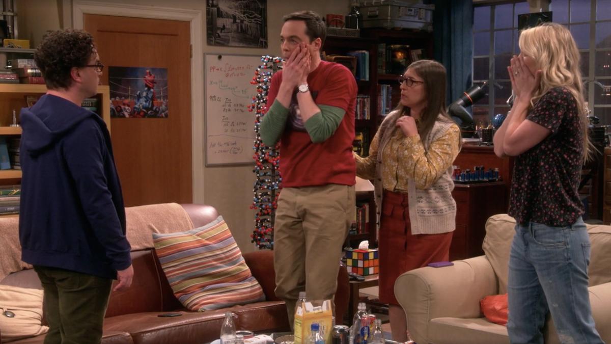 Big Bang Theory Tv Show Porn - The Big Bang Theory Finale Recap: It's Finally Dead