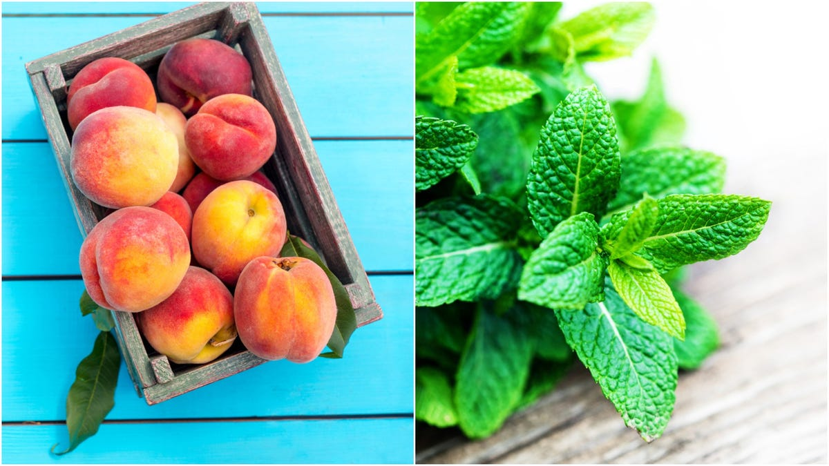 Thetakeout Com On Flipboard Last Call What Is The Mmmmm Peach Mint You Tell Us And We Ll Make It For You