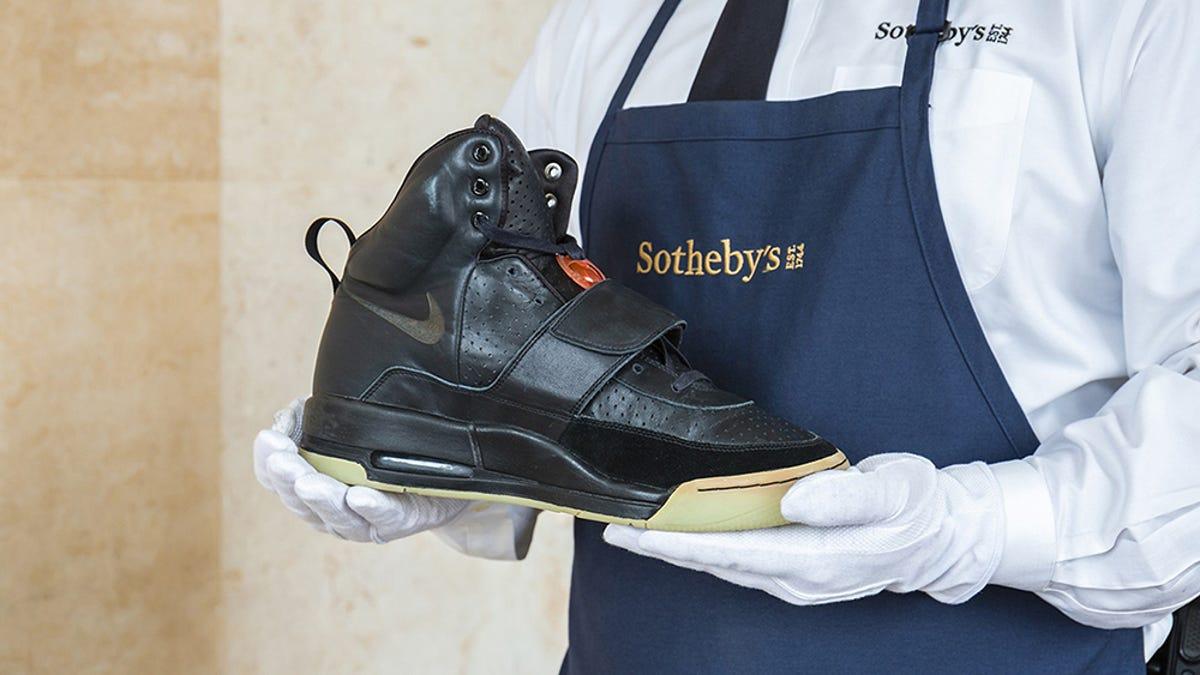 Estas zapatillas Nike se convertirán en las más caras jamás vendidas