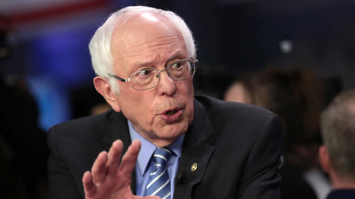 How Bernie Sanders Plans to Pay for Everything