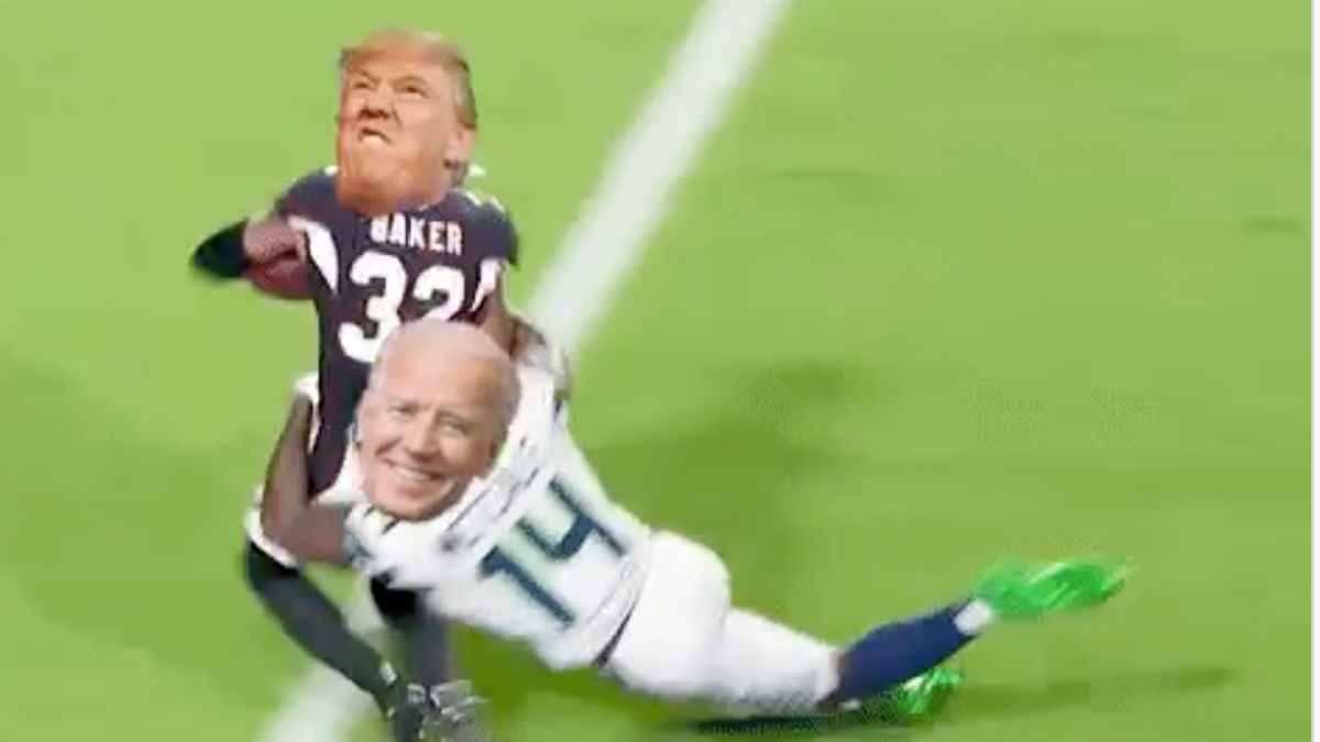 Best sports memes from the 2020 Election