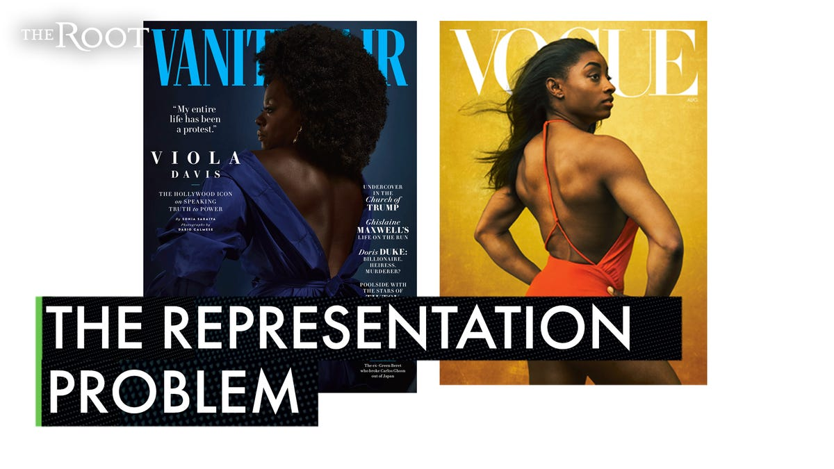 Big Beauty Tuesday: When It Comes to Magazine Covers, What's the Line Between Art and Insult?